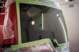 Land Rover Discovery полировка стекла