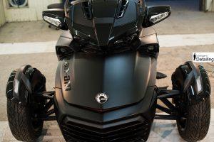 BRP Spyder - полировка лкп