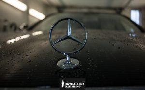 Mercedes Maybach двухфазная мойка
