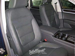 Volkswagen Touareg - пошив салона