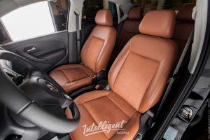 Volkswagen Passat - пошив салона