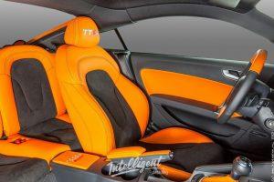 Audi TT  - пошив салона
