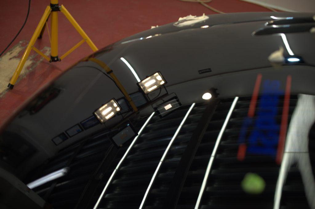 Peugeot 208 полировка кузова