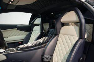 Lamborghini Murcielago - химчистка салона