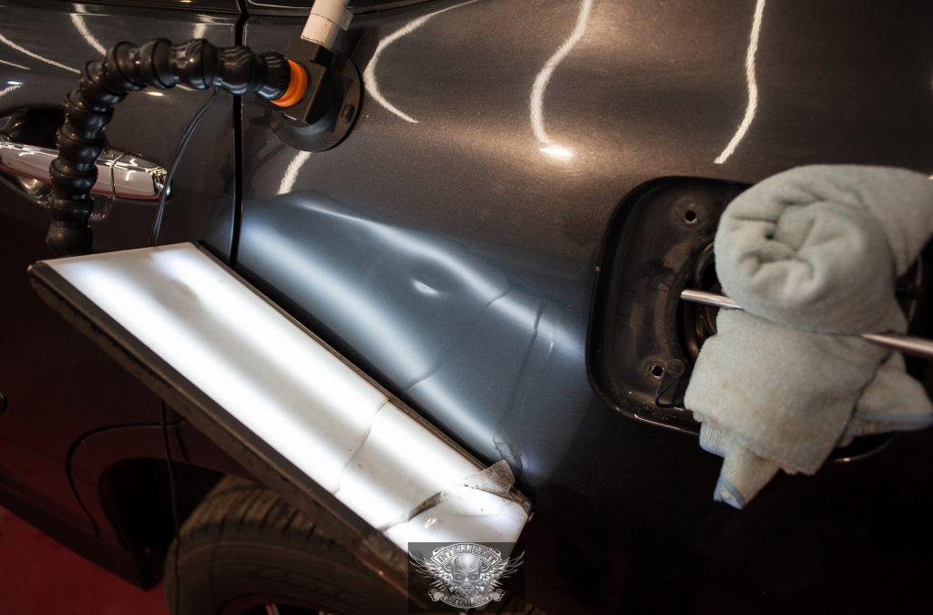 Lexus RX450 HYBRID удаление вмятин