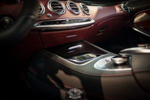 Mercedes S Brabus 850 химчистка салона