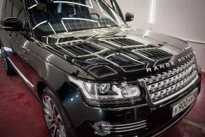 Range Rover - керамика