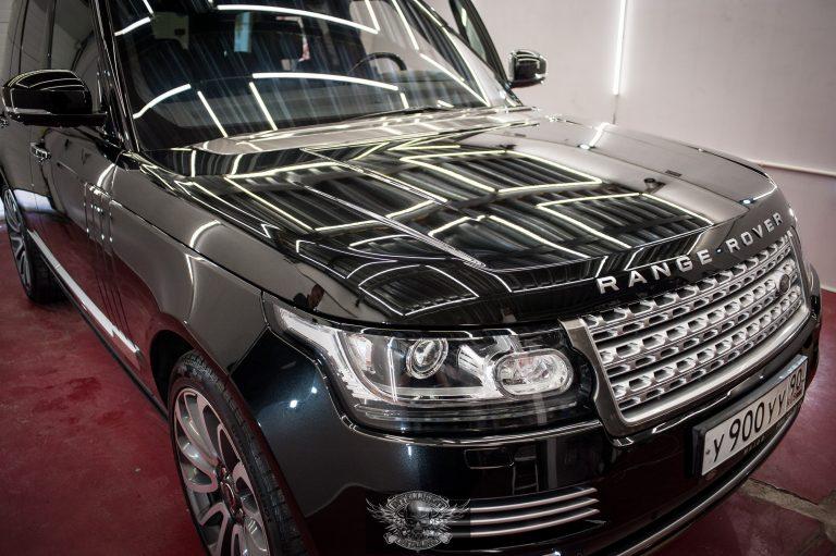 Range Rover керамика авто 1+1