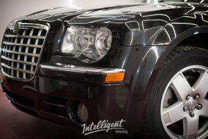 Chrysler 300c защита фар