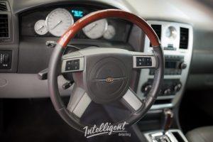 Chrysler 300c химчистка салона