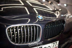 BMW 5 GT антихром