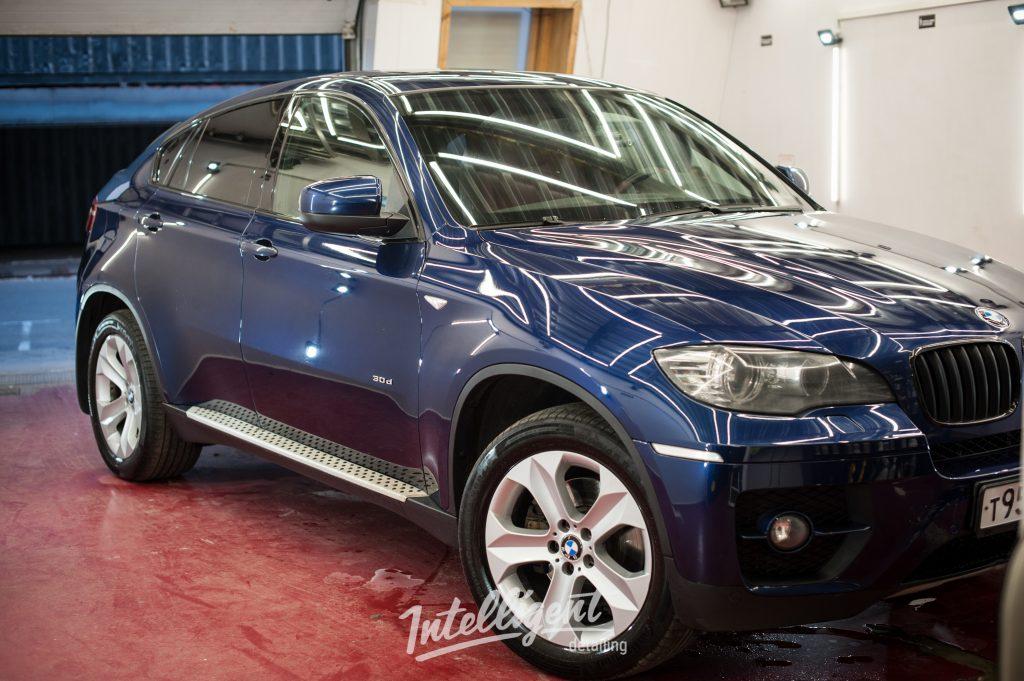 BMW 6 предпродажная подготовка