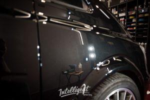 Mercedes Viano керамика кузова авто