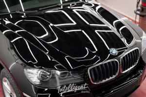 BMW X6 полировка лкп кузова