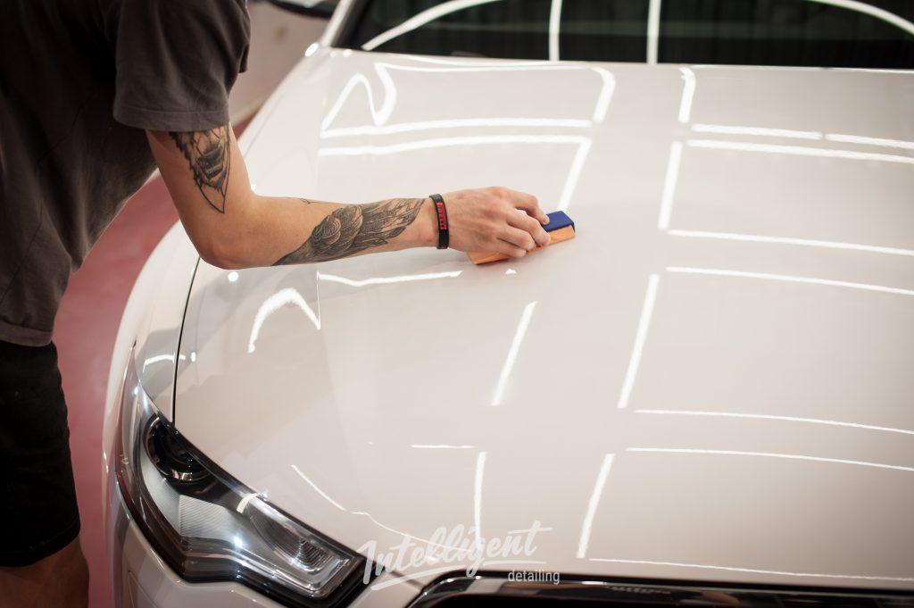 Audi A6 - керамика лкп 2+1