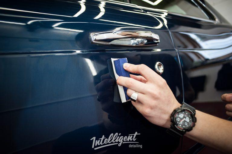 Bentley Brooklands жидкое стекло