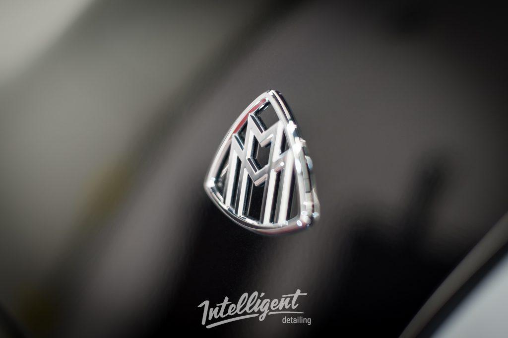 Mercedes Maybach - керамика лкп