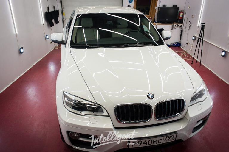 BMW X6 керамика авто 2+1