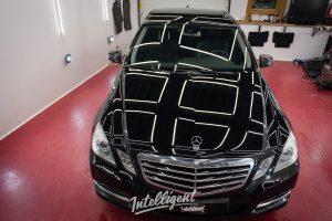 Mercedes E300 предпродажная подготовка