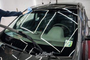 Renault полировка стекла