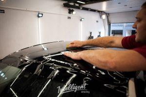 Полировка кузова авто жидким стеклом