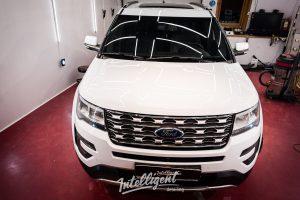 Ford explorer предпродажная подготовка
