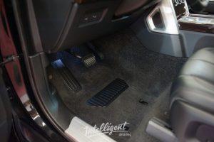 Range Rover химчистка салона