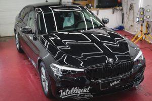 BMW 5 защита кузова керамикой