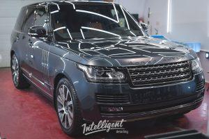 Range Rover Autobiography - защита керамикой