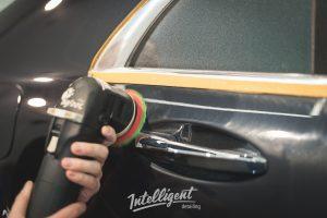 Полировка кузова авто и керамика кузова Mercedes S500
