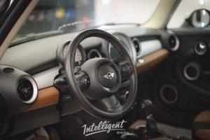 Mini Cooper предпродажная подготовка