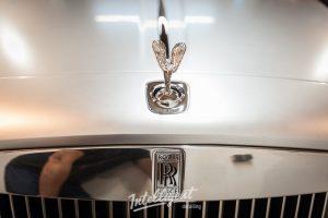 Rolls-Royce Ghost - Полировка и керамика лкп кузова
