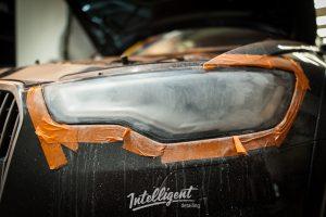 Audi A6 - восстановление фар