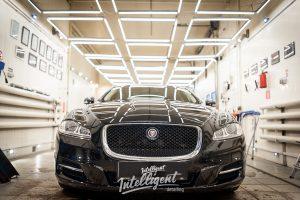 Jaguar XJ полировка лкп керамика 1+1
