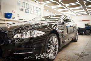 Jaguar XJ - полировка лк + керамика 1+1