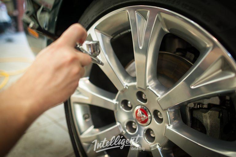 Jaguar XJ керамика дисков
