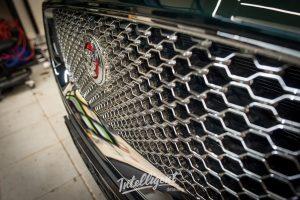 детейлинг Jaguar XJ intelligent detailing