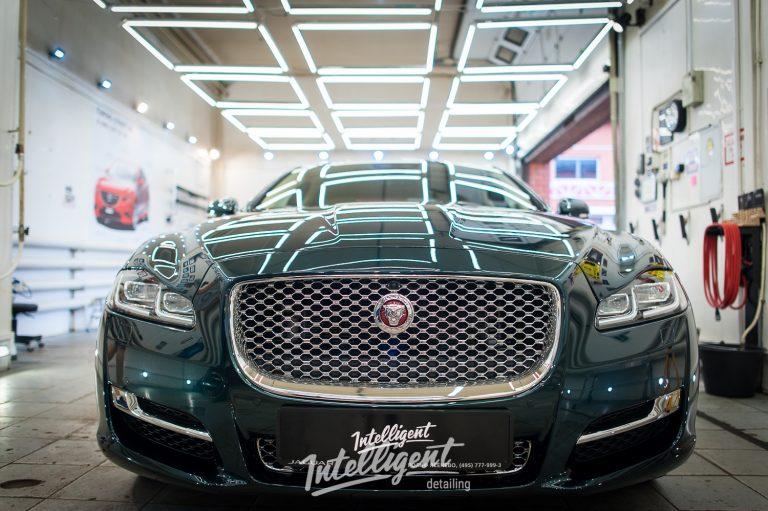 Jaguar XJ керамика лкп
