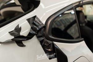 BMW X4 - антихром