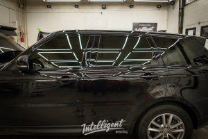 Range Rover Sort тонировка по кругу