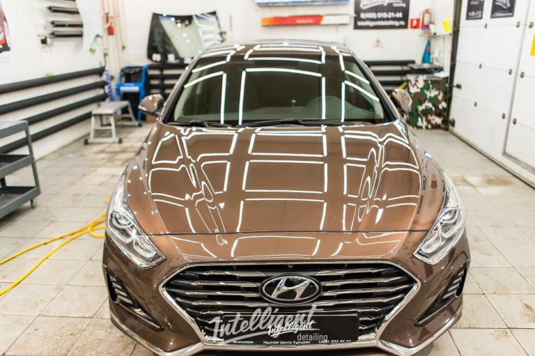 Hyundai Sonata керамика кузова 2+1