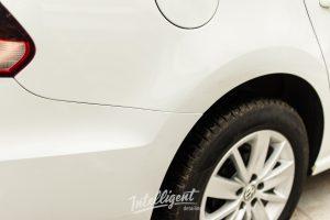 VW polo полировка царапин притертости в intelligent detailing
