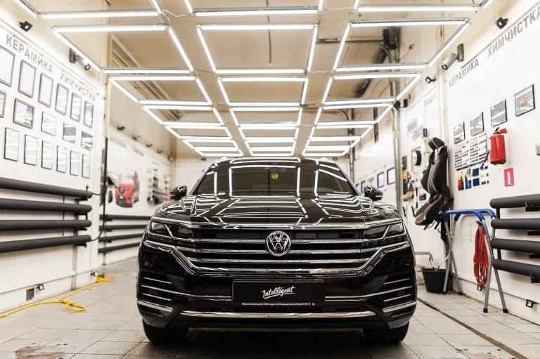 Volkswagen Touareg керамика 2+1