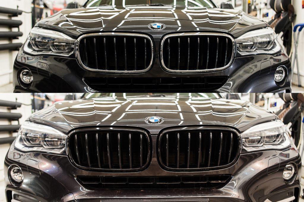 BMW X6 - антихром