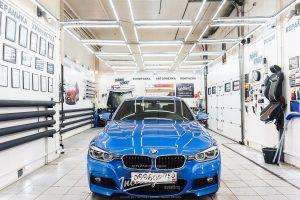 BMW 3 керамика 1+1