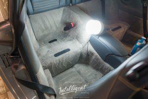 Химчистка салона авто Детейлинг порше 911 Porsche 911 Carrera в центре Intelligent Detailing