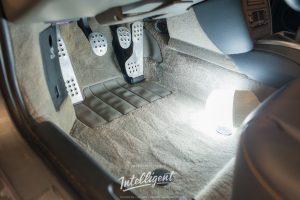 Porsche 911 Carrera полная химчистка салона авто