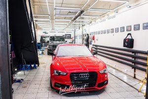 Audi A5 Керамика ЛКП кузова