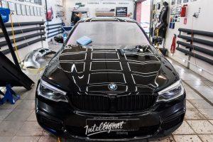 BMW 5 Керамика кузова
