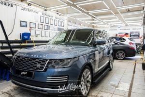 Range Rover Vogue Керамика кузова